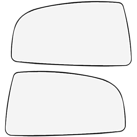 For Ford Transit 2014-2020 Lower wing mirror glass right driver