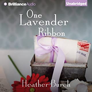 One Lavender Ribbon audiobook cover art