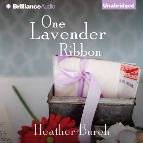 One Lavender Ribbon cover art
