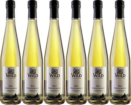 6x Marc Sauvignon blanc et gris barrique - Weingut Franz Wild
