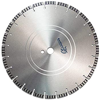 Diamanttrennscheibe ø 350 mm Beton Granit Universal Kurzzahn WKZ1615