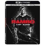 ランボー5/ラスト・ブラッド [4K UHD+Blu-ray ※日本語無し](輸入版) -Rambo: Last Blood 4K-