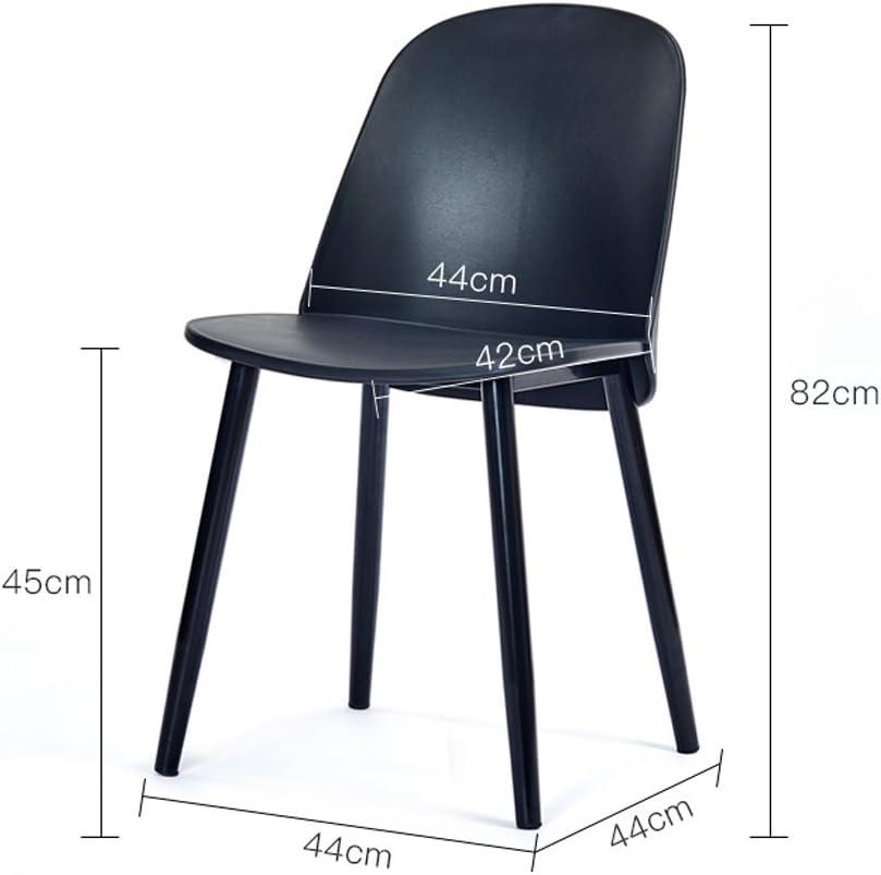 SLL- Casual Simple Maison Moderne Table à Manger et Une Chaise Moderne (Color : A) B
