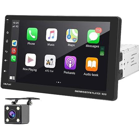 Oiliehu Autoradio Single Din 9 Zoll Touchscreen Auto Elektronik