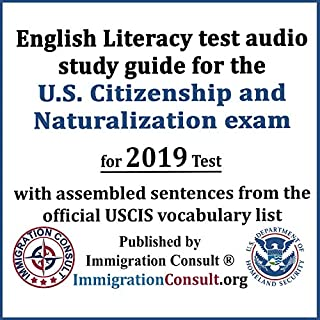 Immigration Naturalization Test (Audiobook) by Deaver Brown