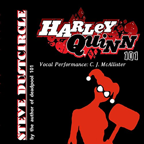 Harley Quinn 101 cover art