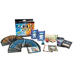 2 Intro decks include 2 hero cards, 10 powerful combo cards, and 60 action cards Booster Pack includes 1 hero, 1 rare, 2 uncommon, and 5 common cards Quick Start guide and detailed rules teach you how to play the Official Lightseekers Trading Card Ga...