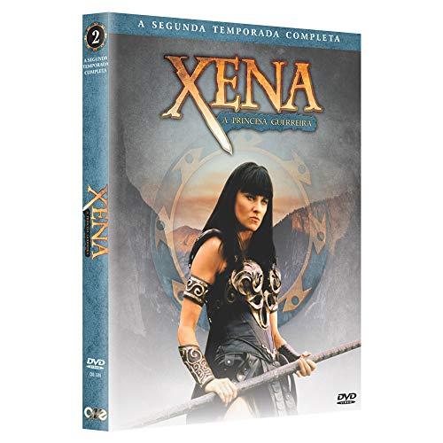 Xena - A Princesa Guerreira - A Segunda Temporada Completa