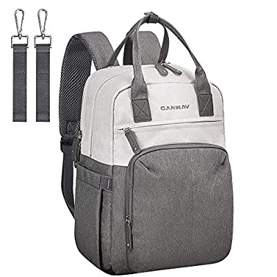 Amazon - 30% Off on Diaper Bag Backpack, Functional Unisex Travel Backpack Maternity Baby