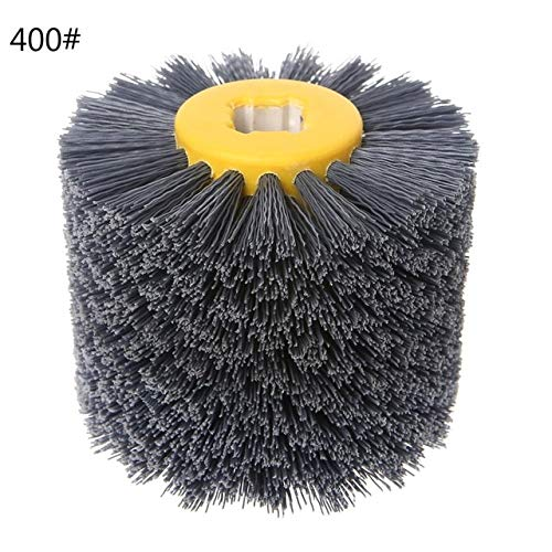 Review Of Xucus Deburring Abrasive Wire Drawing Round Brush Head Polishing Grinding Buffer Wheel - (...