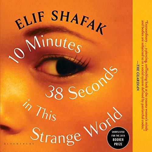 Couverture de 10 Minutes 38 Seconds in This Strange World