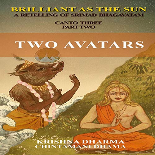 Two Avatars Audiobook By Krishna Dharma, Chintamani Dasi cover art