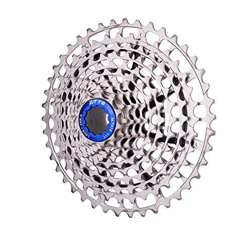 Vélo 11 Vitesses XD 10-42T Cassette Ultime HG 11-42T 11 Vitesses VTT Roue Libre CNC pignon en Acier pour X1 Xx1 M8000 XT 11s 11-42T ULT HG