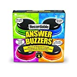 LEARNING RESOURCES RECORDABLE ANSWER BUZZERS SET OF 4 (Set of 3)