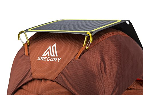 Gregory Mountain Products Men's Baltoro 75 Liter Backpack, Ferrous Orange, Small