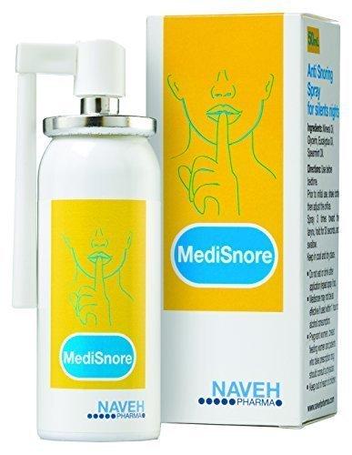 Medisnore Spray di Naveh Pharma