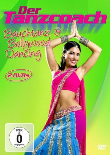 Der Tanzcoach - Bauchtanz & Bollywood Dancing (2 Discs)