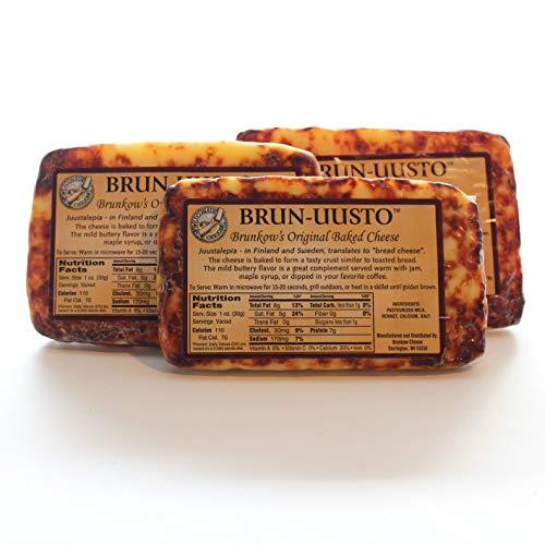 Brun-Uusto Bread Cheese 3 Pack