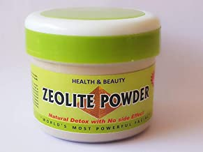 Zeolite Powder for Skin Repair & Face Mask, 100% Natural & Pure, Chemicals Free, (250 gm) (No Side Effects)