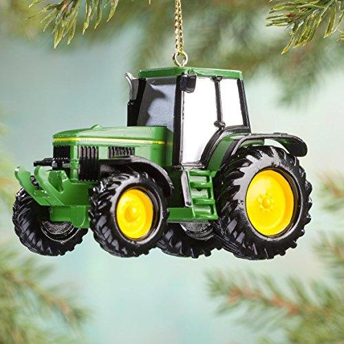 Kurt Adler John Deere 2 Inch 7810 Series Tractor Ornament