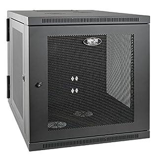 "Tripp Lite 12U Wall Mount Rack Enclosure Server Cabinet, Hinged, 32.5"" Deep, UPS-Depth (SRW12US33) (B003VIWLC8) | Amazon price tracker / tracking, Amazon price history charts, Amazon price watches, Amazon price drop alerts"