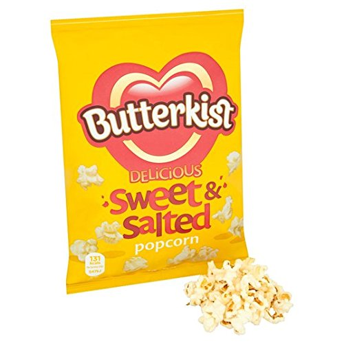 Butterkist Sweet & Salted Popcorn 100g