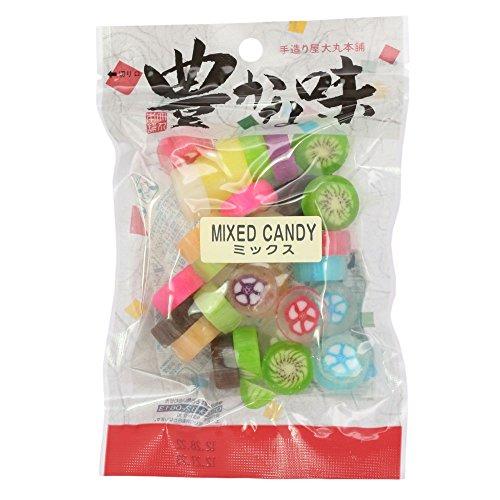 Daimaru Japanese Mixed Hard Candy 3.8oz