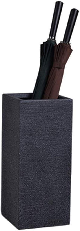Umbrella Stand Umbrella Rack Indoor Umbrella Holder for Home, Office, Free Stand for Canes, Walking Sticks Rack (Size   21.5×21.5×48.5CM)
