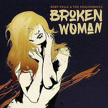 Broken Woman/Forgive Live Repeat  COLOR VINYL