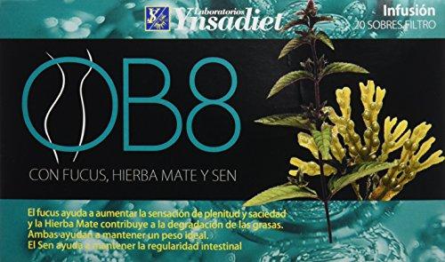 Fitosol Té OB8 - 20 Filtros