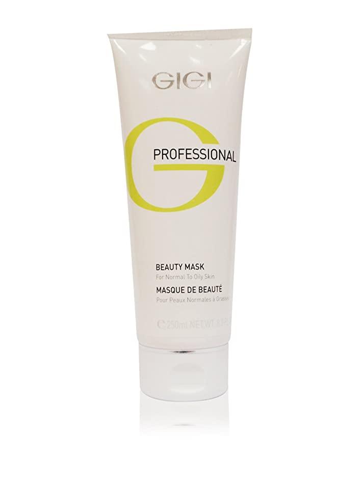 彼女のがっかりする罹患率GIGI Beauty Mask for Normal to Oily Skin 250ml 8.4fl.oz