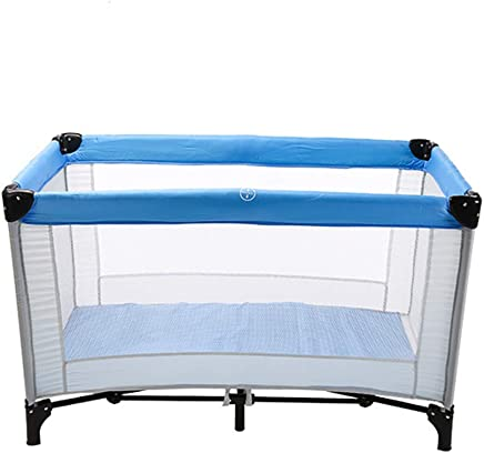 ALBB Travel Cot  Baby Bed from Birth kg  Playpen Folding Mattress and Transport Bag  Compact Folding