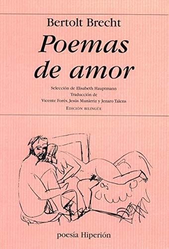 Poemas de amor (Poesía Hiperión)