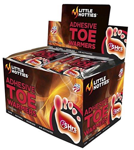 Little Hotties Toe Warmers by Little Hotties