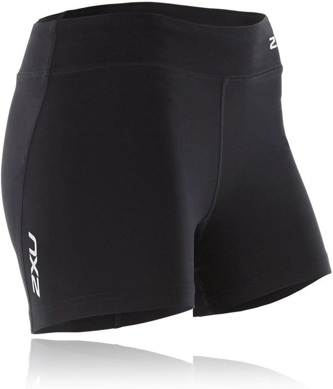 2XU Womens Fitness 4  Compression Shorts