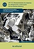 Mantenimiento de sistemas de refrigeración y lubricación de los motores térmicos. TMVG0409 - Mantenimiento del motor...