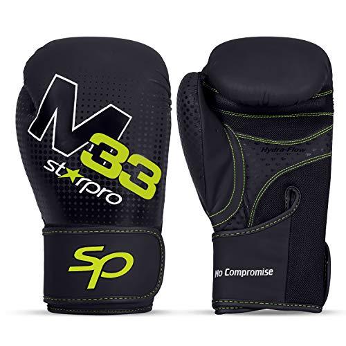 Boxhandschuhe aus bestem Material für Lange Haltbarkeit! Kickboxhandschuhe für Kampfsport, MMA, Sparring und Boxen mit optimaler...
