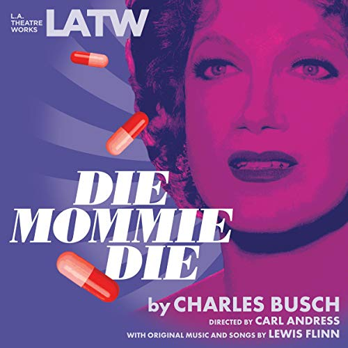 Die Mommie Die audiobook cover art