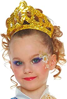 silberne Krone Diadem Tiara Karneval Fasching Party silber Märchen Mittelalter