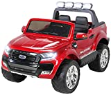 Actionbikes Motors Kinder Elektroauto Ford Ranger Wildtrak - Allrad 4x4 - Touchscreen - 2 Sitzer - 4...