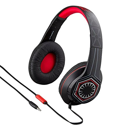 Star Wars The Last Jedi Headphones by iHome