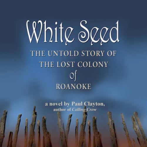 White Seed audiobook cover art