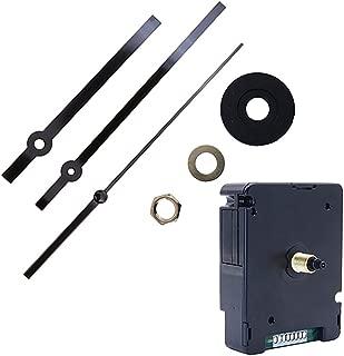 Fityle Scan Silent Atomic Radio Controlled Ticking Quartz Clock Movement Mechanism Kit