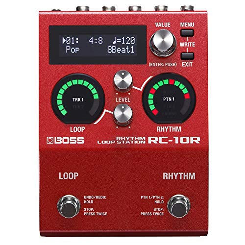loop station review comparison loopstation boss rc10r test rhythm looper