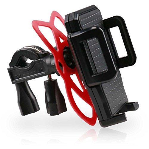 minify Fahrrad Handyhalterung/Handyhalter für Motorrad Moped Rad/GPS Navi Handy Tablet Halterung Downhill