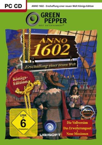 ANNO 1602 - Königsedition [Green Pepper] - [PC]