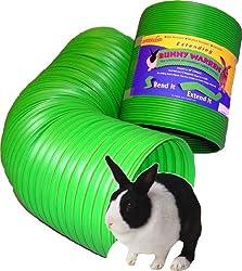 Rabbit tunnel
