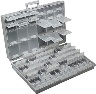 Tool Storage Box SMD Storage SMT Resistor Capacitor Assortment Box kit Lab Electronics Cases &amp Organizers Storage Box P...