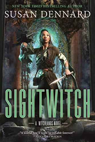 La bruja de la vista de Susan Dennard