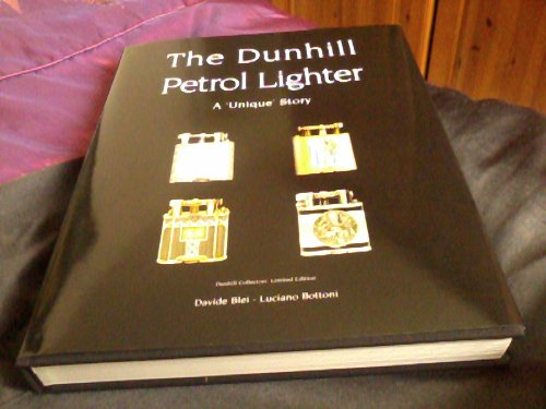 The Dunhill Petrol Lighter by Luciano Bottoni and Davide Blei